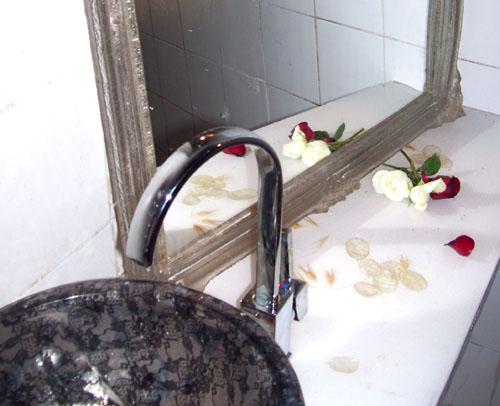 Bachas Para Baño Roca: com: Wash basin with resin- BACHAS PARA TU BAÑO sarangello@gmailcom