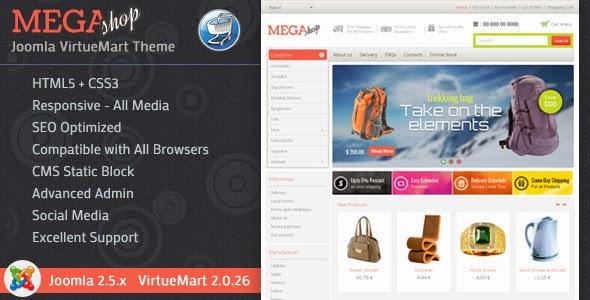 Premium Joomla Template