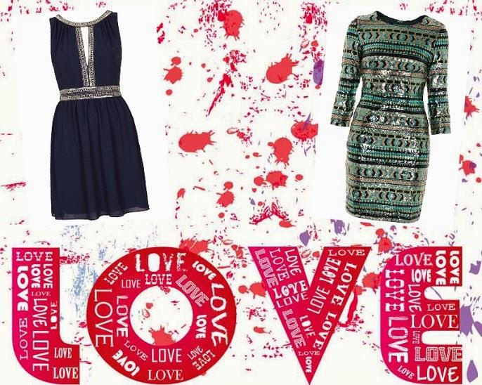 valentine's day, dia dos namorados, vestidos, looks, looks festivos, glamour, looks para festa, estilo clássico, exuberante, lantejoulas, metalizados, dourado, blogue de moda, blogues de moda,  asos, topshop, zara, blanco, consultoria de imagem, blog de moda, blogs de moda, portugal