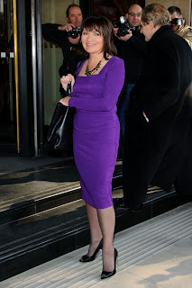 Lorraine Kelly at the TRIC Awards