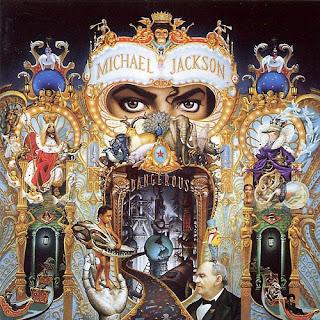Michael Jackson-Dangerous