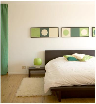 Je slaapkamer verven kies voor samenhorende kleuren meubelen jonckheere - Meubelen om te schilderen zichzelf ...