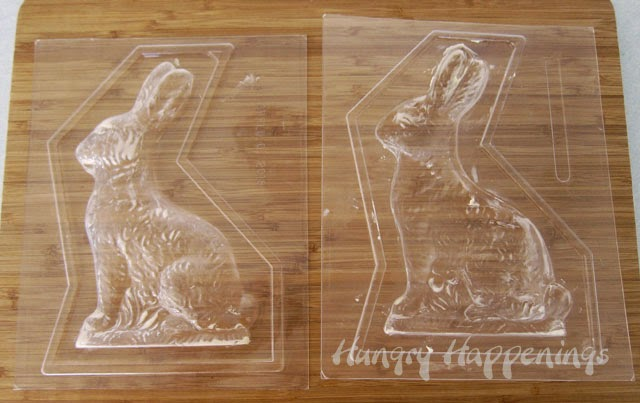 Easter bunny candy