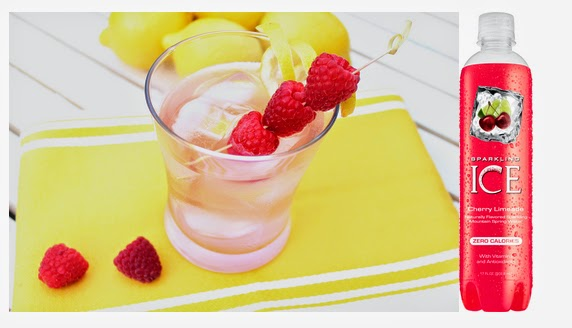 herry limeade spritzer ingredients 3 oz cherry limeade sparkling ice ...
