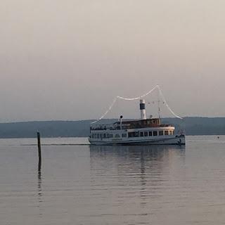 bateau de croisiere lac Ammersee