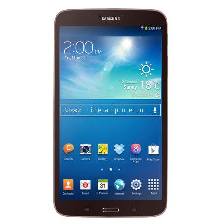 Spesifikasi Samsung Galaxy Tab 3 8.0 16GB SM-T310