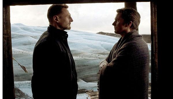 Batman Begins, starring Christian Bale