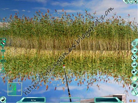 Free Download Games - Fishing Simulator 2011
