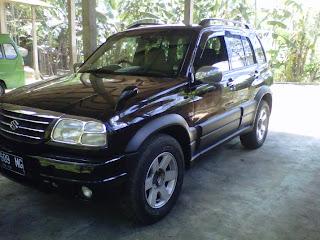 jual mobil grand escudo AT 2003