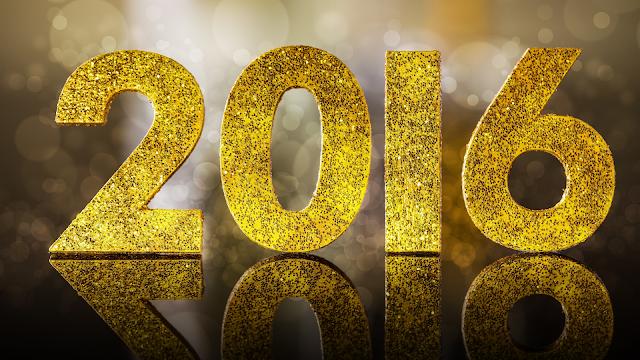 Bộ hình nền năm mới 2016 đẹp và ấn tượng nhất
