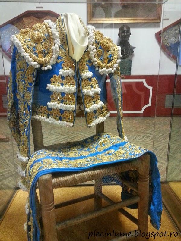 Costum de toreador