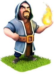 Wizard Clash Of Clans