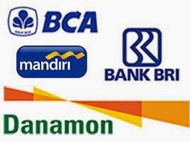 Bank Yang Digunakan