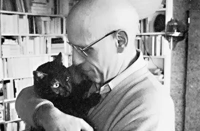 Foucault y su gato