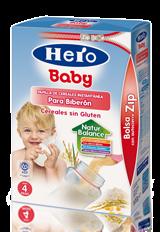 Mam de dos terremotos hero baby recomendaci n leche y cereales - Cereales sin gluten bebe 3 meses ...