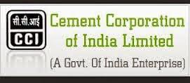 Cement Corporation of India Recruitment 2014 JE, Miller, Jr Operator, Diesel Mechanic, Auto Electrician, Welder – 15 Posts