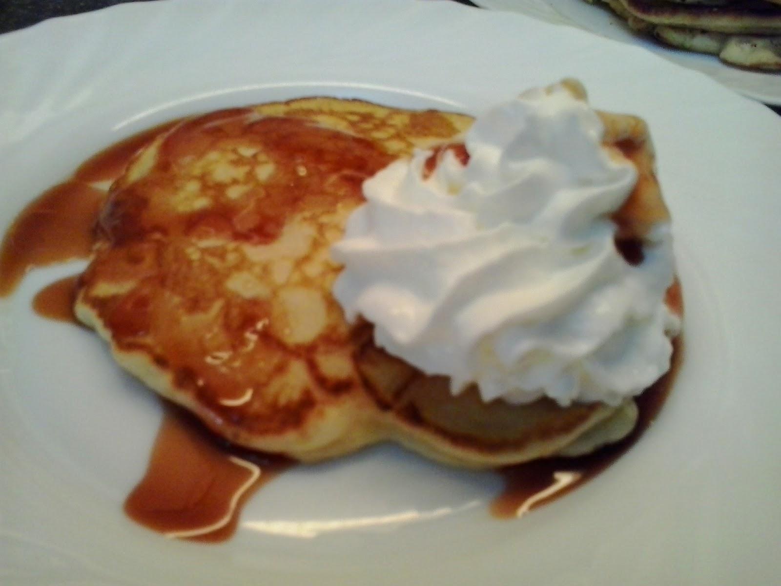 Mi maravilloso rinc n de reposter a creativa tortitas con - Ingredientes reposteria creativa ...