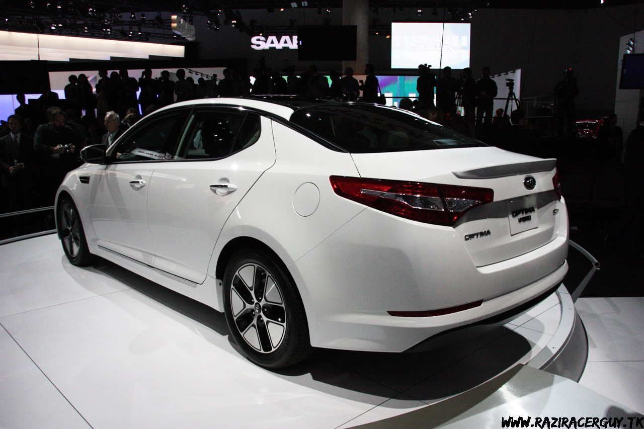 kia optima hybrid sports modified cars. Black Bedroom Furniture Sets. Home Design Ideas