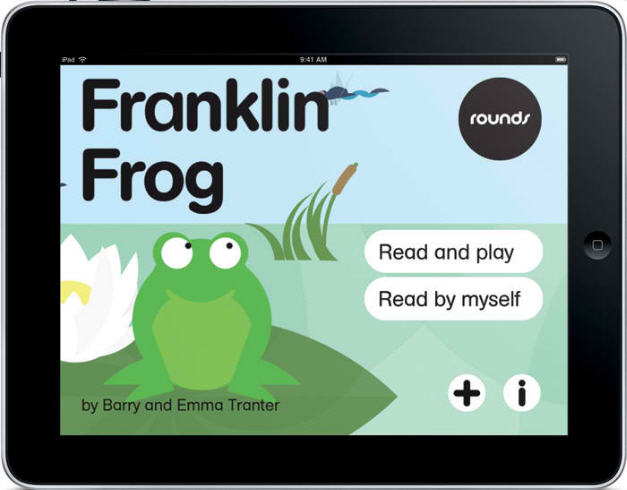 Mommy maestra rounds franklin frog app giveaway today on mommymaestra im launching a new holiday series called apps for gifts that focuses on educational apps to give young children as more and more fandeluxe Gallery
