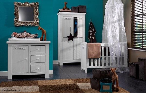 Idée décoration pour chambre bébé garçon
