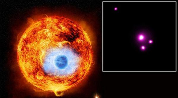 NASA Mengambil Gambar Gerhana di Planet Asing