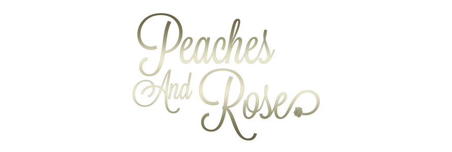 Peaches And Rose
