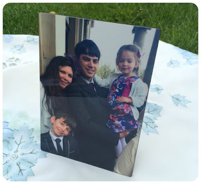 wooden photo panel from truprint