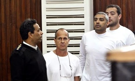 Egypt jails 3 Al Jazeera journalists