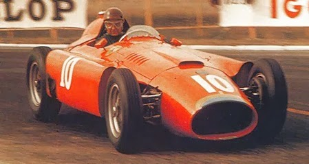Formula 1 1956 Juan Manuel Fangio/ Ferrari