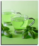 Green tea reduces excess fiery Yang energy