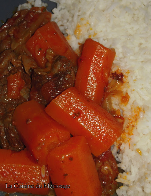 boeuf carotte créole