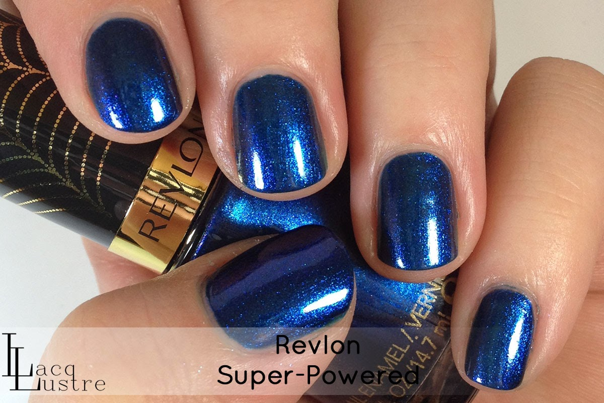 Revlon Super-Powered swatch