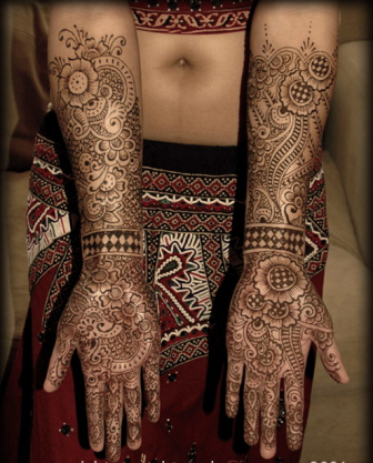 Best-Heena-Mehndi-Fashion
