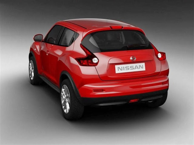 Nissan Juke Car Specification