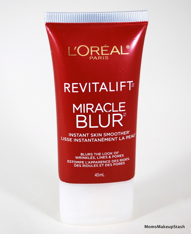 review l 39 oreal paris revitalift miracle blur instant skin smoothing finishing cream moms. Black Bedroom Furniture Sets. Home Design Ideas
