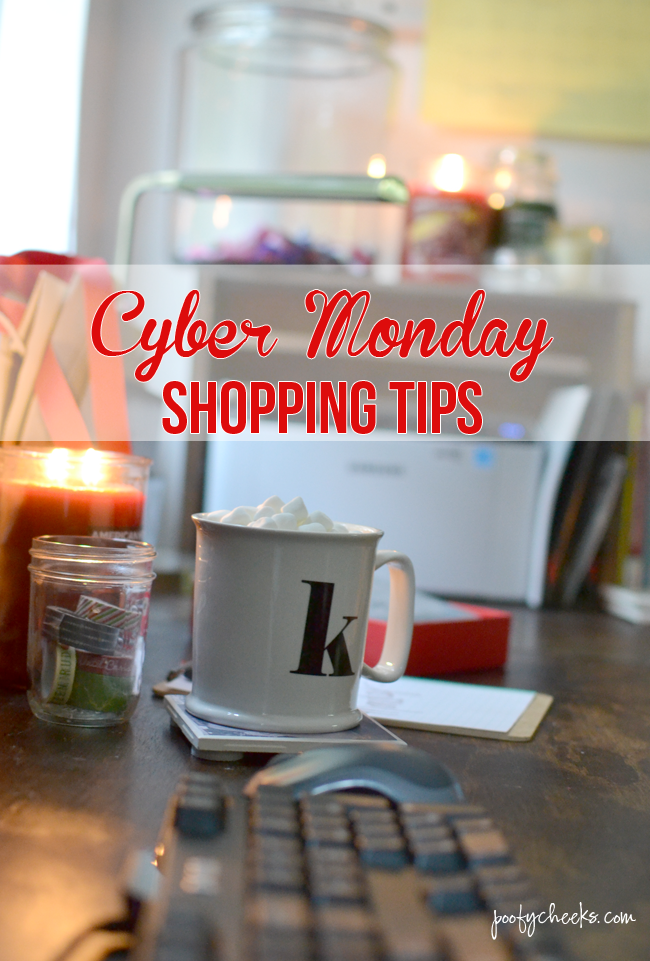 Relaxed Cyber Monday Shopping Tips - The Game Plan