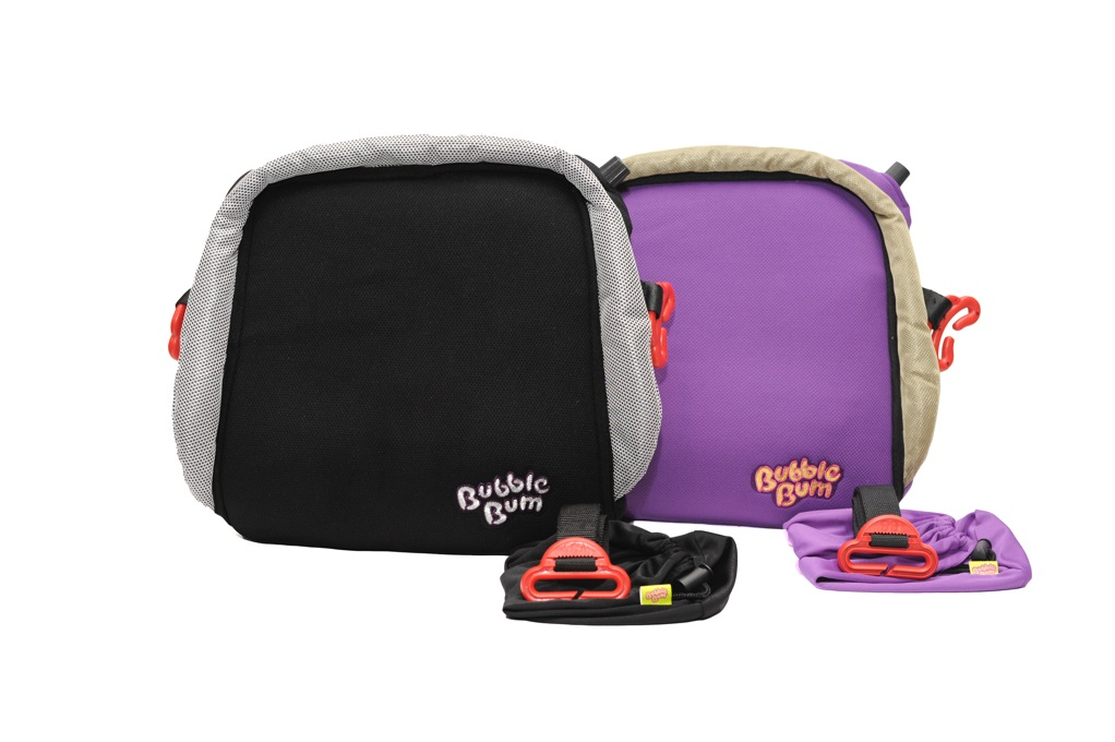 BubbleBum Inflatable Car Booster Seat ~ Review & Giveaway