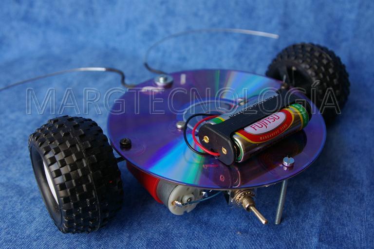 MargtecnologÍa proyecto nº robot que evita obstáculos