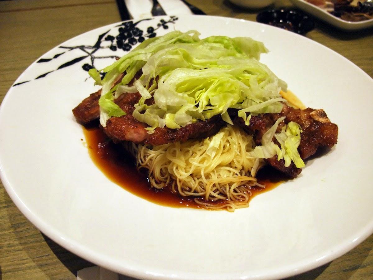 SIFU - Pork Chop Noodles