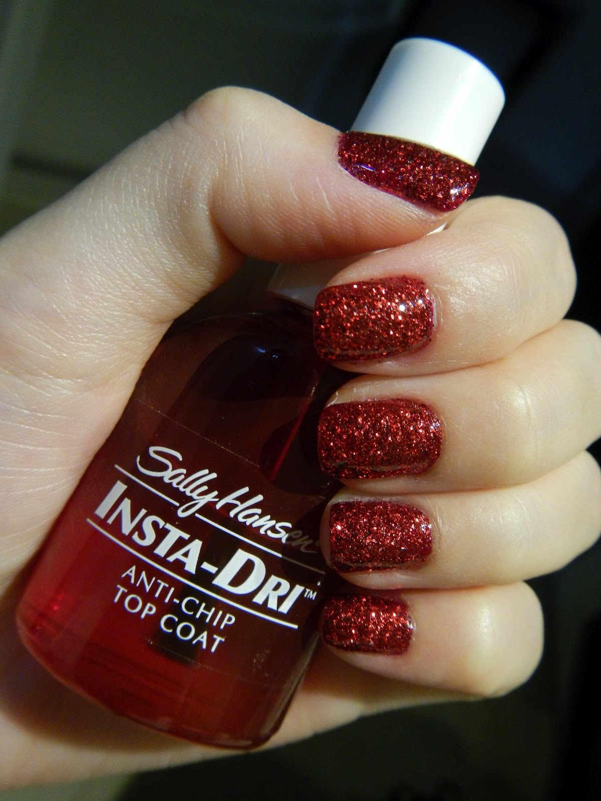 Karen lives high ruby red glitter nails for my birthday i found this tutorial on youtube with instructions on how to do it yourself i didnt exactly do it this way but its more or less similar if you want to solutioingenieria Gallery