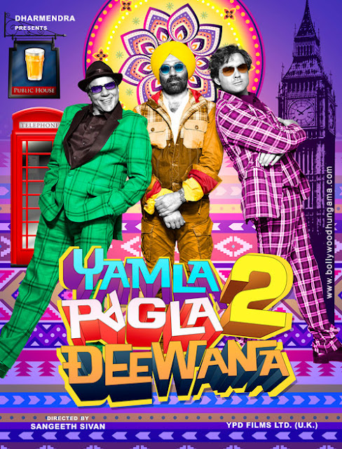 Yamla Pagla Deewana 2 Hindi MP3 Songs Download
