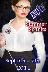 End of Summer Spanks