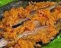 cara resep membuat pepes ikan tongkol