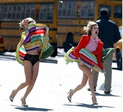Sarah Jessica Parker panty