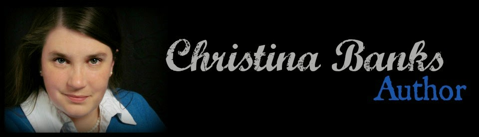 Welcome to ChristinaBanks.com // Official web site of author Christina Banks
