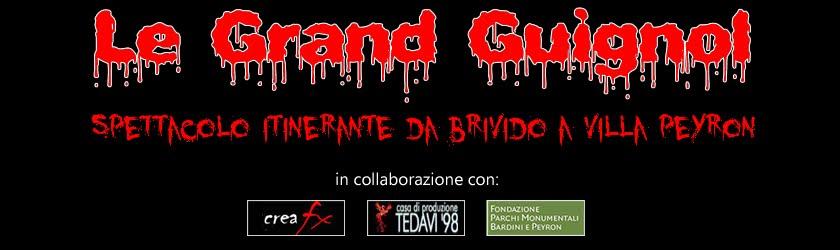 Le Grand Guignol - spettacolo itinerante dell'orrore a Villa Peyron - Fiesole - Firenze