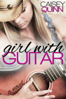 Book Review : Girl with Guitar by Caisey Quinn