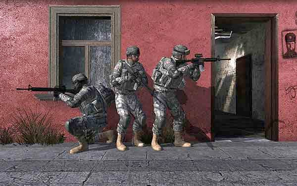 Download Free PC Games - Americas Army