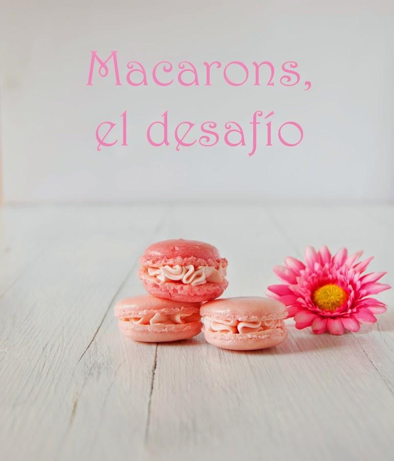 Si aún no te has atrevido a hacer macarons, éste es el momento con esta receta