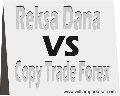 Pilih mana? Investasi Reksa Dana atau trading forex online